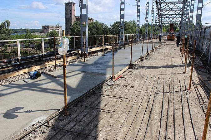 Никольский мост укрепляют железобетонно фото 5