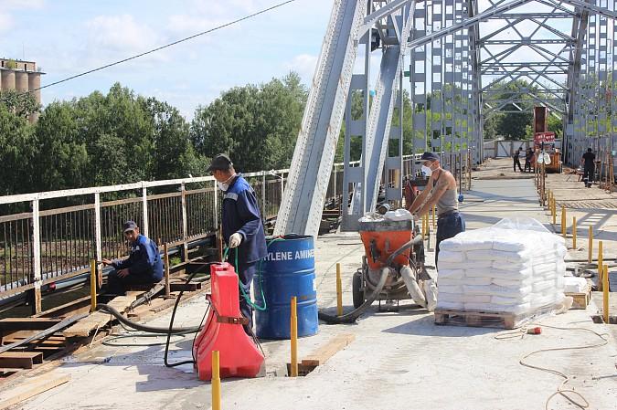 Никольский мост укрепляют железобетонно фото 6