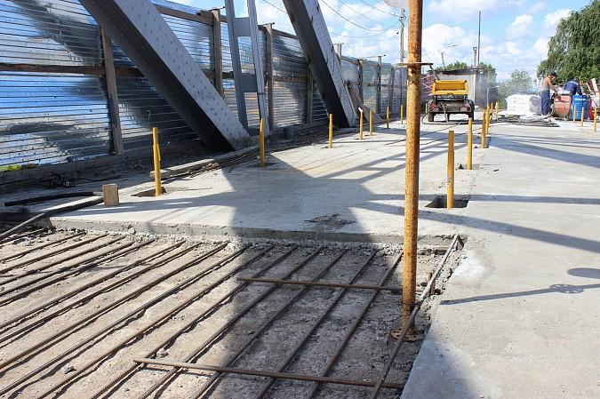 Никольский мост укрепляют железобетонно фото 4