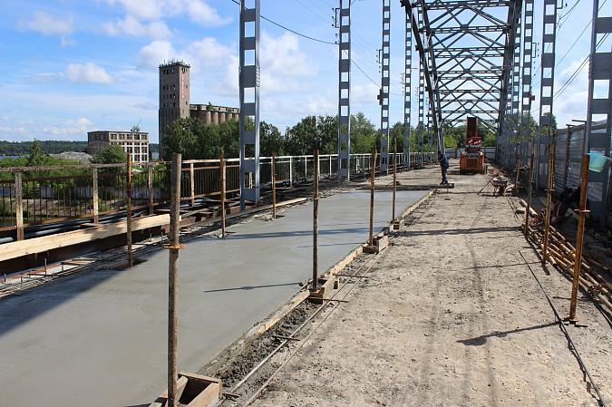 Никольский мост укрепляют железобетонно фото 3
