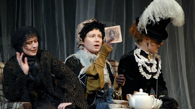 Театральный сезон в Кинешме откроет постановка Петра Фоменко начала 1990-х фото 2
