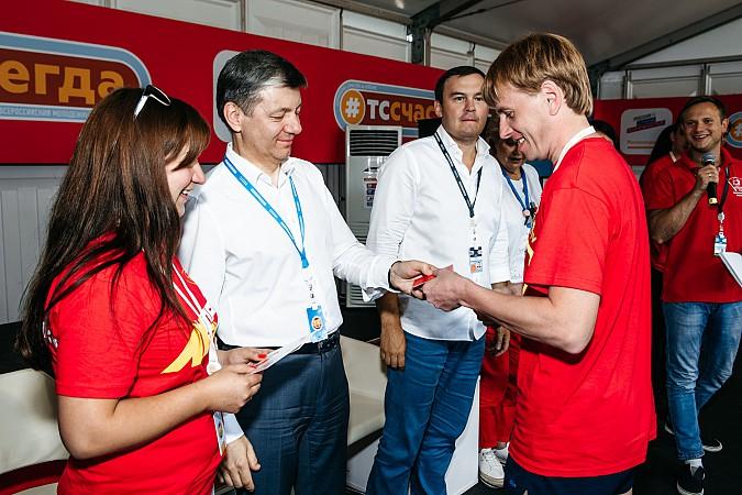 «Красная» молодежь Ивановской области показала свою идейную и спортивную мощь фото 2