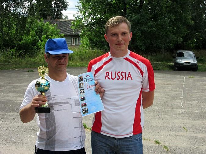 В Кинешме прошли паралимпийские соревнования фото 11