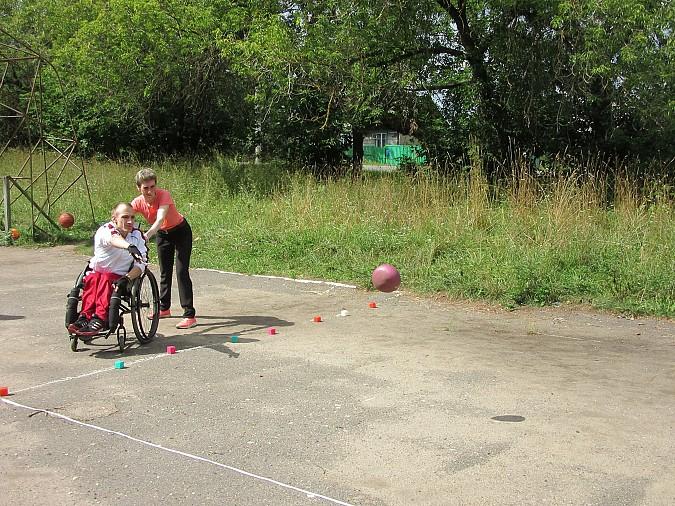 В Кинешме прошли паралимпийские соревнования фото 9