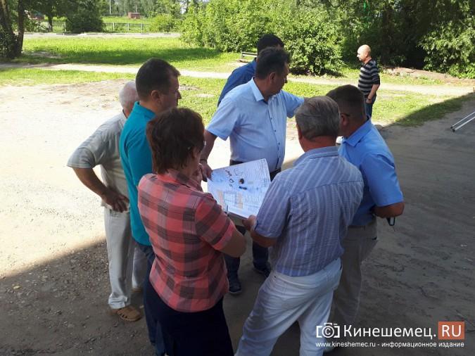 В городе на Волге благоустроят шесть придомовых территорий фото 5