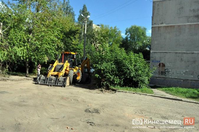 В городе на Волге благоустроят шесть придомовых территорий фото 8