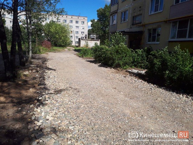 В городе на Волге благоустроят шесть придомовых территорий фото 2