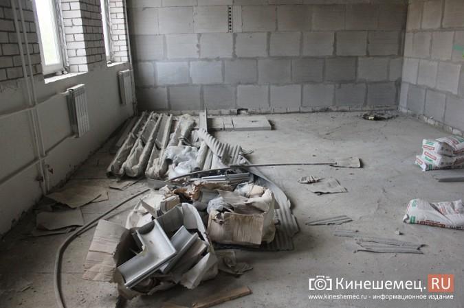 В детском саду на Гагарина возобновились строительные работы фото 4