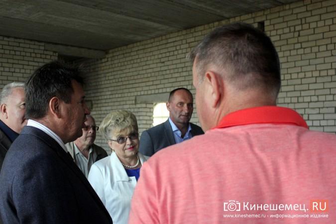 В детском саду на Гагарина возобновились строительные работы фото 8