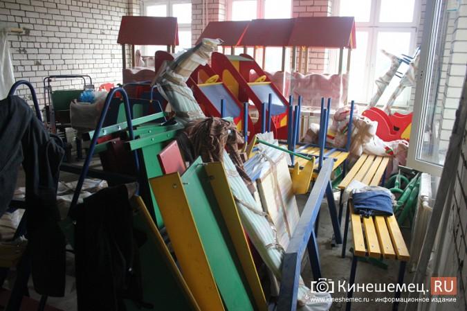 В детском саду на Гагарина возобновились строительные работы фото 10