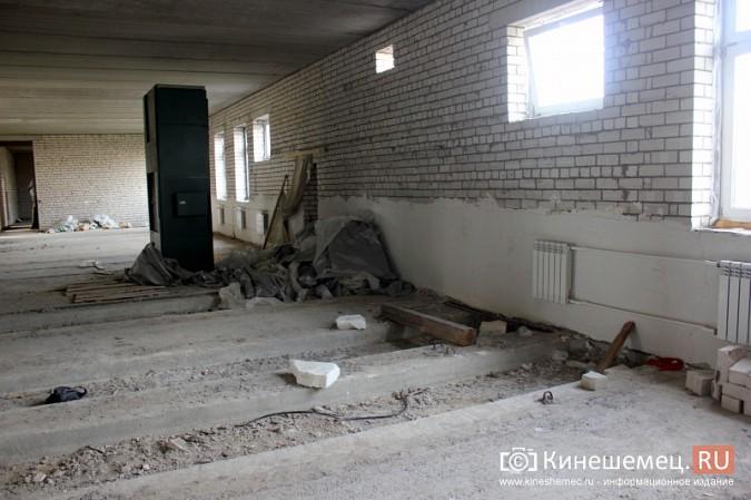 В детском саду на Гагарина возобновились строительные работы фото 7