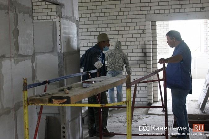 В детском саду на Гагарина возобновились строительные работы фото 2