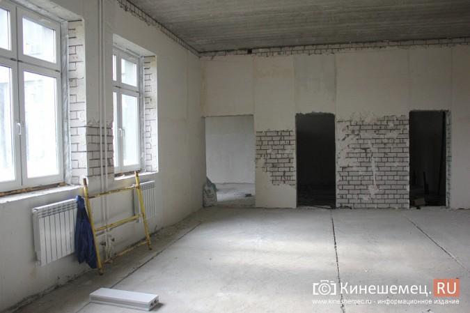 В детском саду на Гагарина возобновились строительные работы фото 3