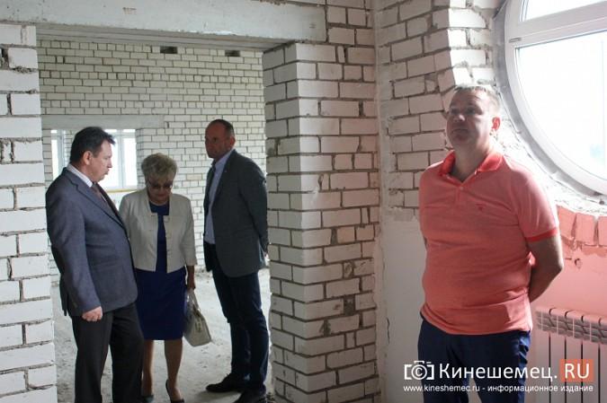 В детском саду на Гагарина возобновились строительные работы фото 9
