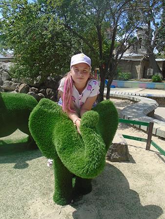 Седова Полина, 10 лет