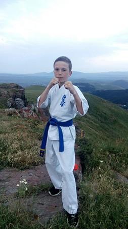 Соломатин Даниил, 10 лет