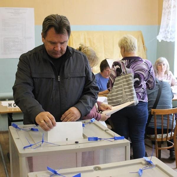 Кинешма выбирает губернатора и депутатов облдумы: онлайн - трансляция фото 29