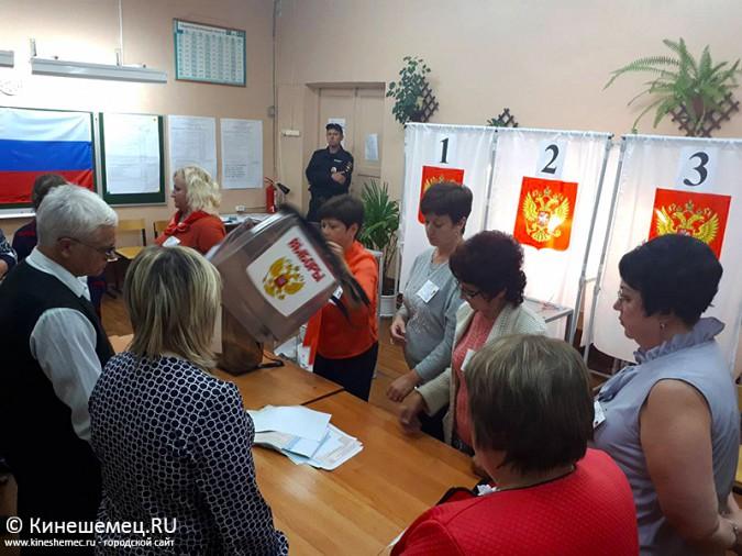 Кинешма выбирает губернатора и депутатов облдумы: онлайн - трансляция фото 21