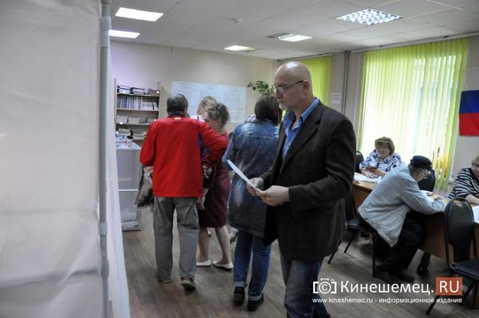 Кинешма выбирает губернатора и депутатов облдумы: онлайн - трансляция фото 25