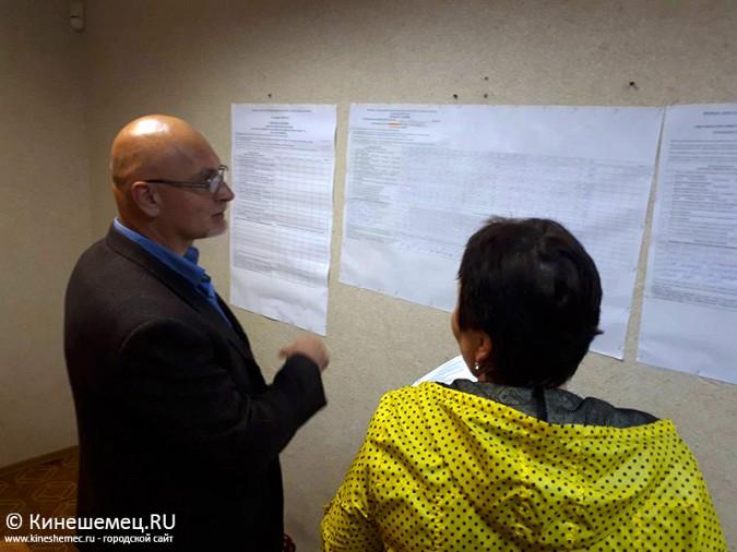 Кинешма выбирает губернатора и депутатов облдумы: онлайн - трансляция фото 5