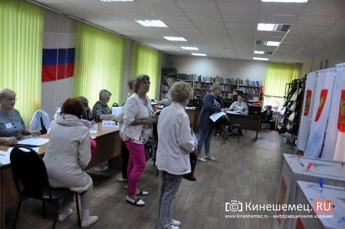 Кинешма выбирает губернатора и депутатов облдумы: онлайн - трансляция фото 34