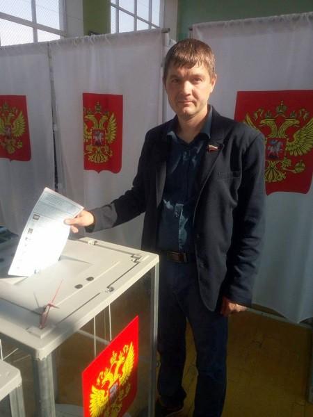 Кинешма выбирает губернатора и депутатов облдумы: онлайн - трансляция фото 36