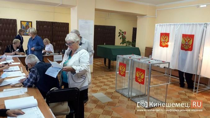 Кинешма выбирает губернатора и депутатов облдумы: онлайн - трансляция фото 41