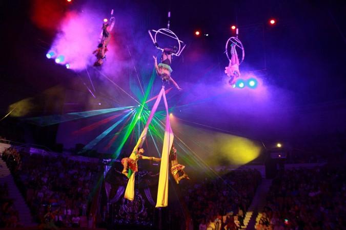 Легендарный цирк Юрия Никулина представляет фото 4