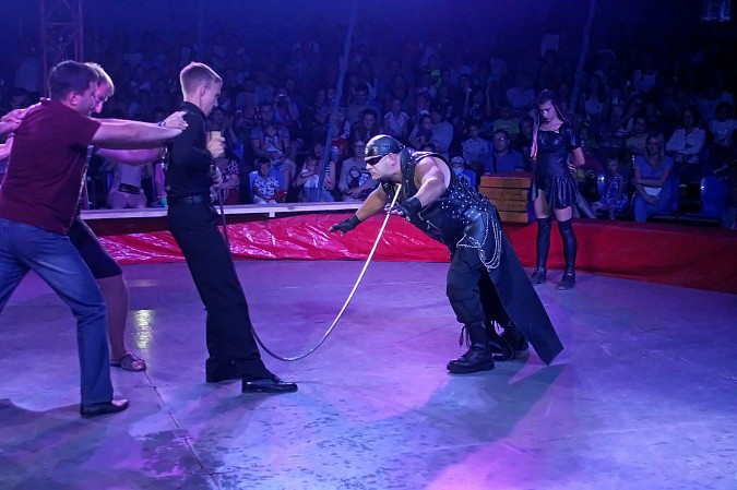 Цирк-шапито «Пегас» в Кинешме фото 26