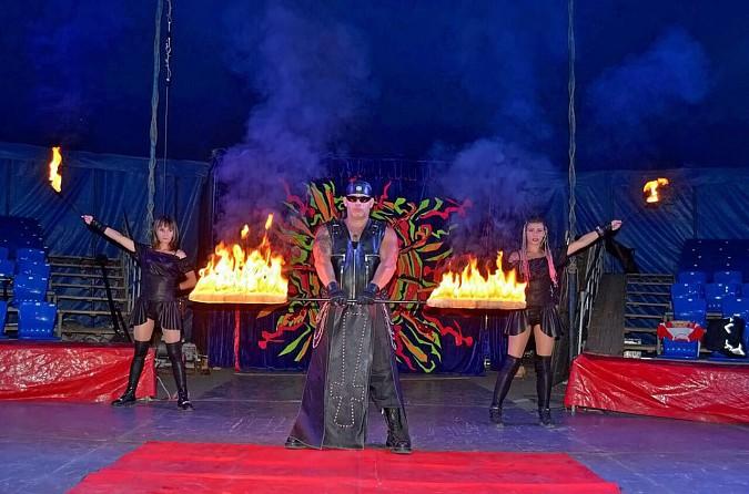 Цирк-шапито «Пегас» в Кинешме фото 22