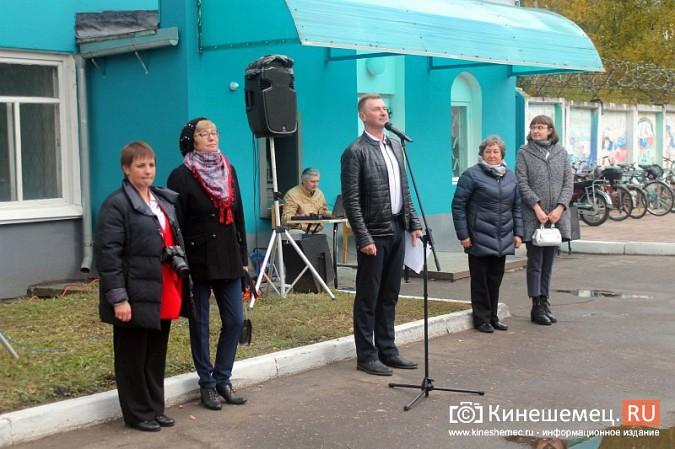 В Кинешме открыли мемориальную доску основателю завода «Электроконтакт» фото 21