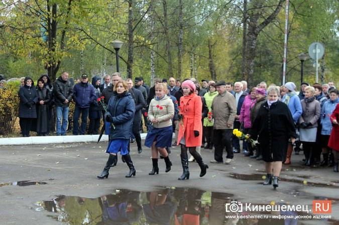 В Кинешме открыли мемориальную доску основателю завода «Электроконтакт» фото 26