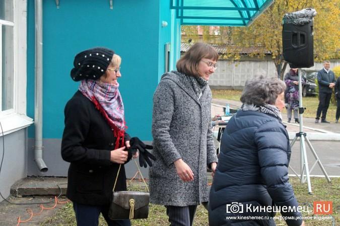 В Кинешме открыли мемориальную доску основателю завода «Электроконтакт» фото 19