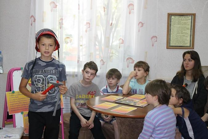 Дети Кинешмы закрепили «Азбуку безопасности» фото 2