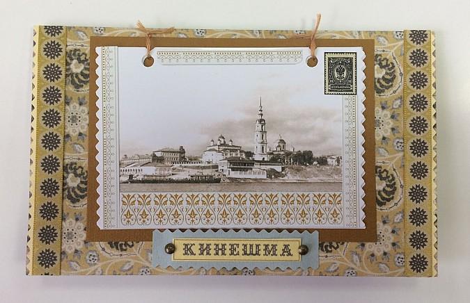 Винтажные открытки с видами Кинешмы признали неплохим сувениром фото 2