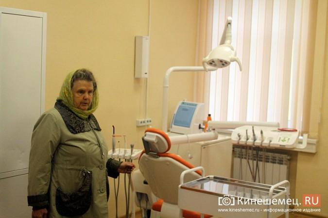 Кинешемских ветеранов ознакомили с работой отремонтированной поликлиники им. Захаровой фото 25