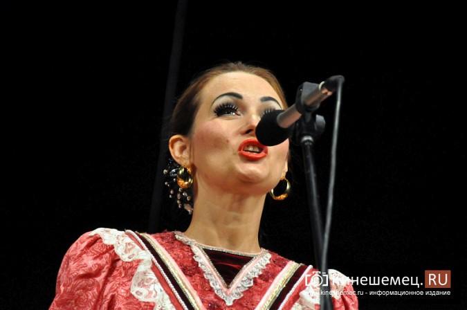 Ансамбль донских казаков дал грандиозный концерт в Кинешме фото 31