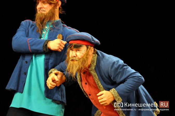 Ансамбль донских казаков дал грандиозный концерт в Кинешме фото 48