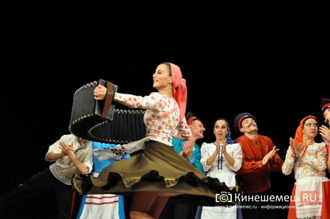 Ансамбль донских казаков дал грандиозный концерт в Кинешме фото 39