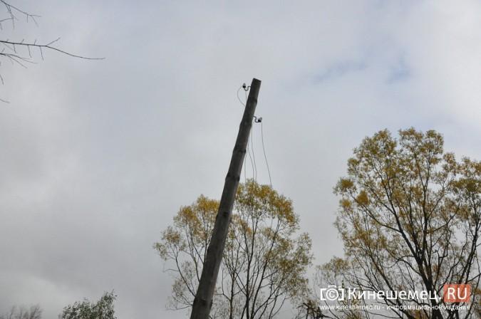 В Кинешме восстановили мост через речку Козлиху фото 10