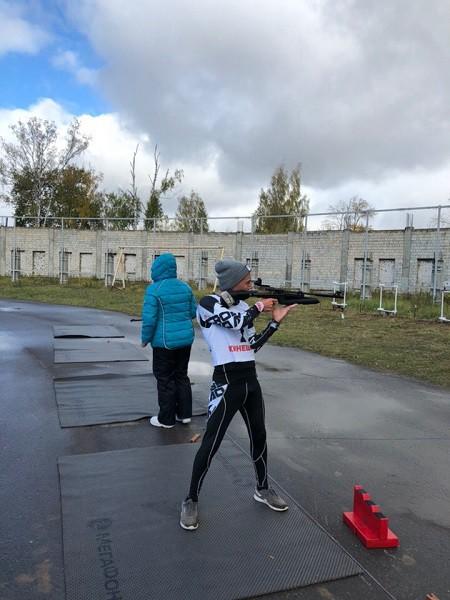 В Кинешме прошло Первенство Ивановской области по летнему биатлону фото 4