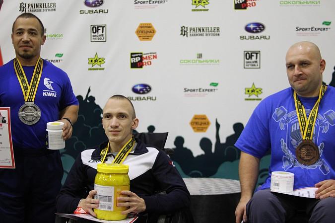 Параспортсмен из Кинешмы Е.Корнилов стал абсолютным чемпионом мира в жиме лежа фото 3