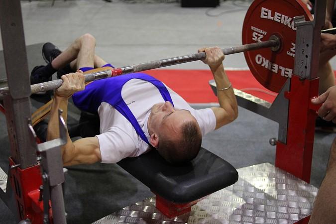 Параспортсмен из Кинешмы Е.Корнилов стал абсолютным чемпионом мира в жиме лежа фото 2