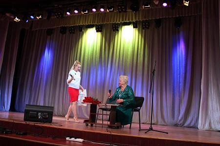 На открытии учебного года университета «Третий Возраст» в Иванове