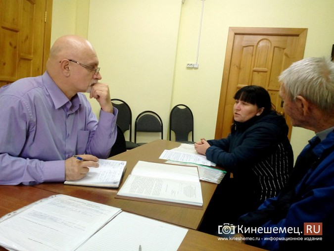 Депутат облдумы Дмитрий Саломатин провел прием граждан фото 7