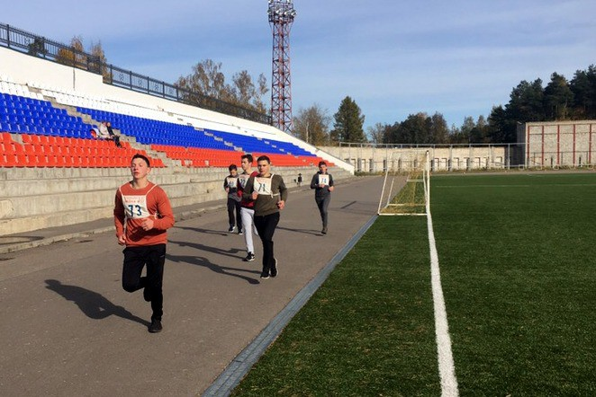 Кинешемские школьники и студенты сдали нормы ГТО фото 9