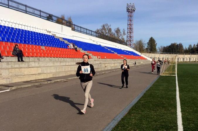 Кинешемские школьники и студенты сдали нормы ГТО фото 8