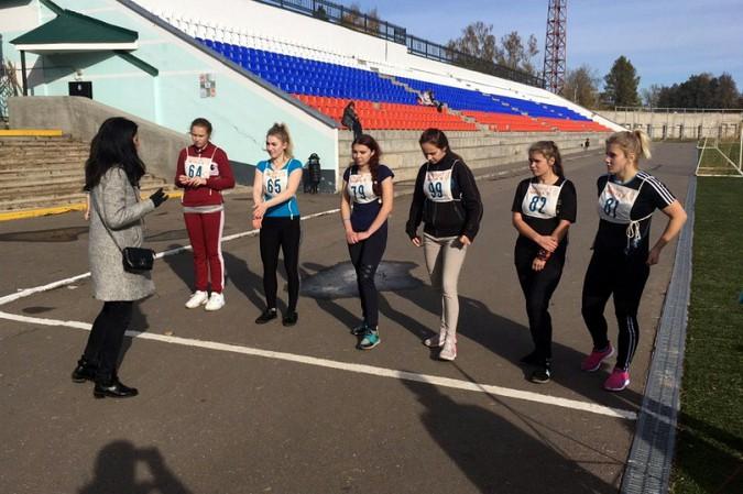 Кинешемские школьники и студенты сдали нормы ГТО фото 5