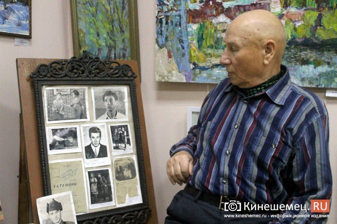 Лев Иванов: «Я всегда мечтал стать художником» фото 4