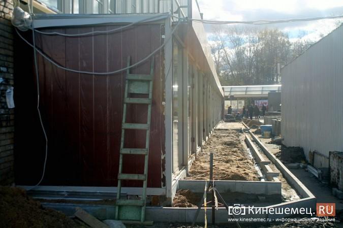 Завершается реконструкция главного универмага Кинешмы фото 10